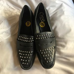 Sam Edelman Circus studded loafers
